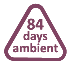 84 Days Ambient
