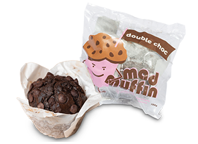 Mad Muffin- double choc